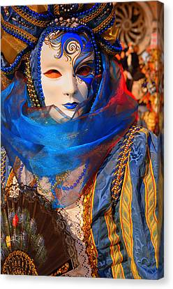 Canvas Print featuring the photograph True Colours by Graham Hawcroft pixsellpix
