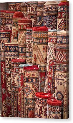 Turkish Carpets Canvas Print