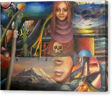 Turpenoid Canvas Print by Jody Swope