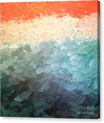 Tuscan Shores Canvas Print