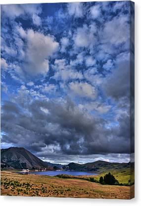 Twitchell Reservoir  Canvas Print