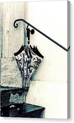 Umbrella Canvas Print by Joana Kruse