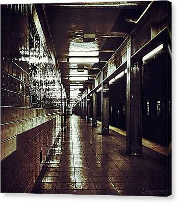 Gmy Canvas Print - Underground Gotham by Natasha Marco