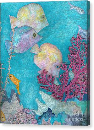Underwater Splendor IIi Canvas Print by Denise Hoag