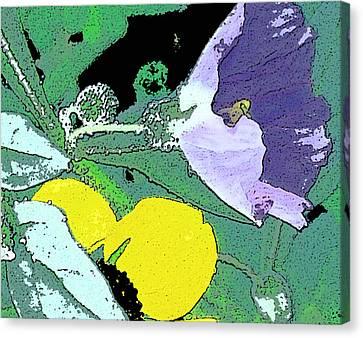 Une Chanson Pour Jane Avril Canvas Print