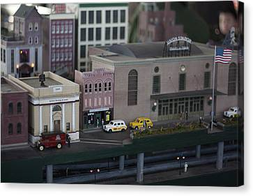 Union Station Canvas Print by Kevin  Sherf
