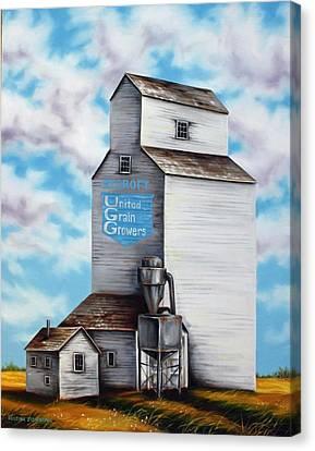 United Grain Growers Canvas Print