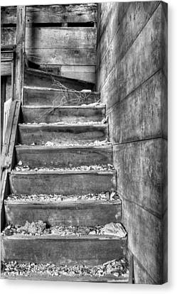 Upstairs  Canvas Print by JC Findley