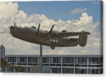 Usafa Air Model 5 Canvas Print by Tim Mulina
