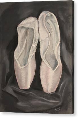 Vaganova Canvas Print