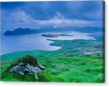 Valentia Sunrise Canvas Print