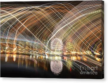 Vancouver British Columbia 5 Canvas Print by Bob Christopher