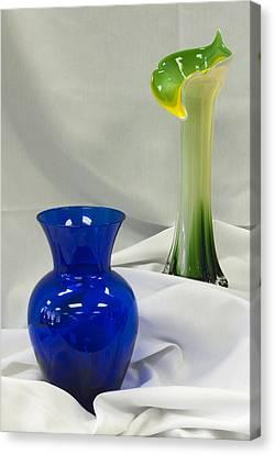 Vases Canvas Print by George Hawkins