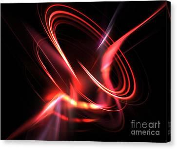 Velocity Canvas Print
