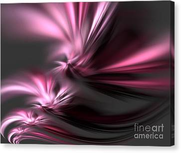 Velvet Angels Canvas Print