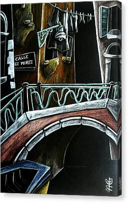 Venezia Vexia Canvas Print by Arte Venezia