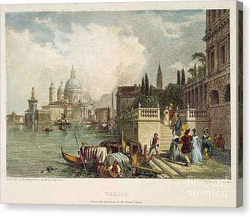 Venice, 1833 Canvas Print by Granger