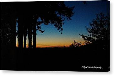 'ventana Sunset' Canvas Print by PJQandFriends Photography