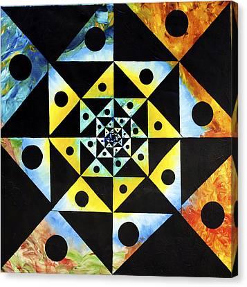 Vibharv Canvas Print