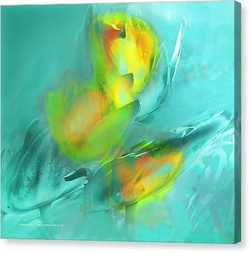 Canvas Print featuring the photograph Viento De Colores by Alfonso Garcia