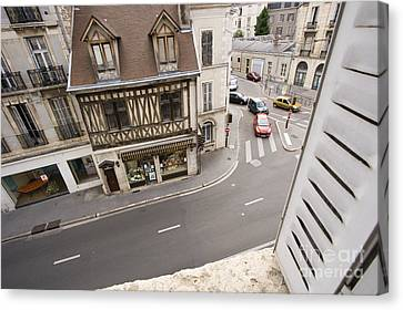 View From Window   Canvas Print by Igor Kislev