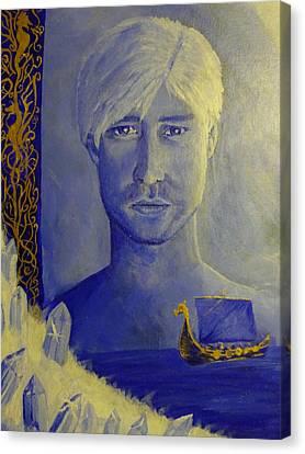 Viking Journey  Canvas Print