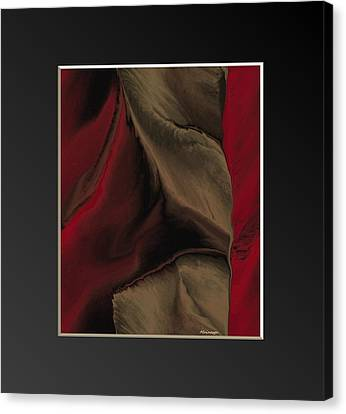 Vintage-cloth 3 Canvas Print by Ines Garay-Colomba