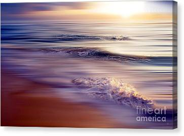 Violet Dream Canvas Print by Hannes Cmarits