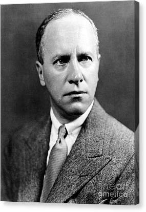 Walter Duranty (1884-1957) Canvas Print by Granger