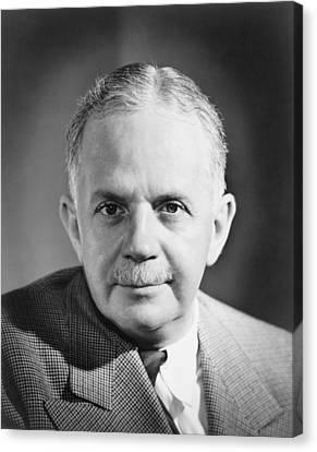 Walter White 1893-1955 Leader Canvas Print by Everett