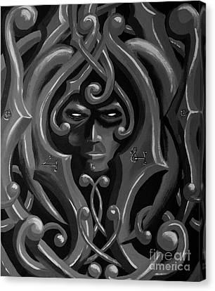Watchman Canvas Print by Matt Detmer