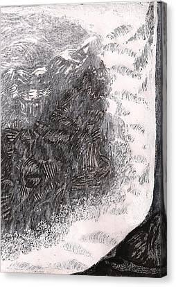 Bash Bish Falls Canvas Print by Al Goldfarb