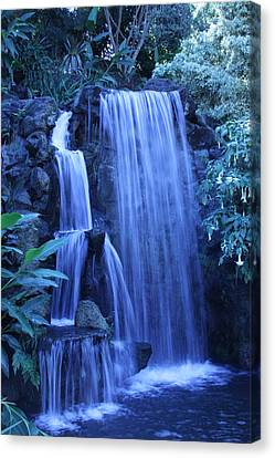 Waterfall Number 1 Canvas Print