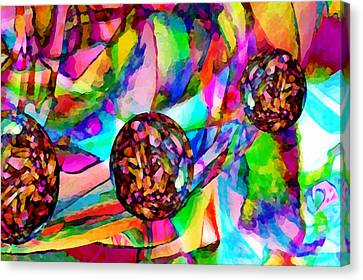 Experience Canvas Print - Welcome To My World Dissection 3 by Angelina Vick