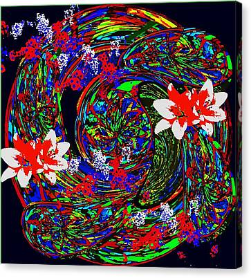Canvas Print - Welcome To Paradise  by Rod Saavedra-Ferrere