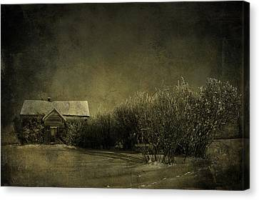 Well Come In Canvas Print by Empty Wall