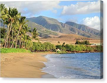 West  Maui Canvas Print by Pierre Leclerc Photography