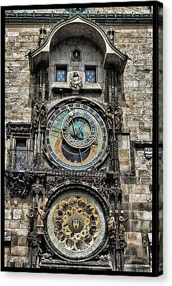 What Time Is It Canvas Print by Jason Wolters