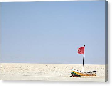 Where Is The Sea?!? Canvas Print