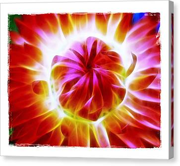 Whirling Canvas Print by Judi Bagwell