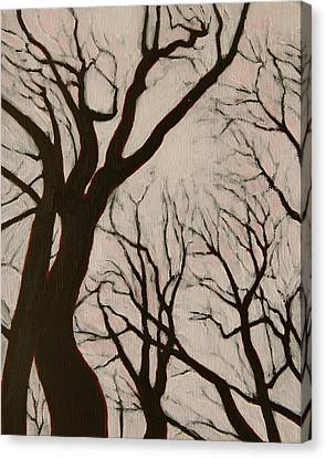 Whisper Canvas Print by Andrew Danielsen