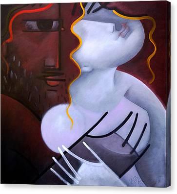 Whisper Canvas Print by Nikolai Rusev