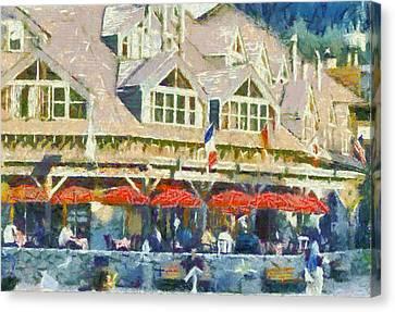 Dap Monet Canvas Print - Whistler One by Dale Stillman