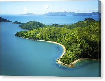 Whitsunday Islands Canvas Print by Tanya Ann Photography