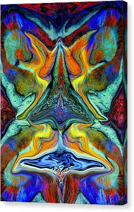 Wild Thing Canvas Print by Stephen Anderson