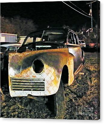Wildcar Preserve Canvas Print by Joe Jake Pratt