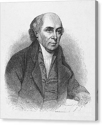 William Carey (1761-1834) Canvas Print by Granger