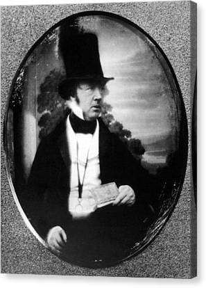 William Henry Fox Talbot 1800-1877, Ca Canvas Print by Everett