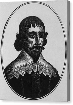 William Prynne 1600-1669 Canvas Print by Everett