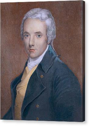 William Wilberforce 1759-1833, British Canvas Print by Everett